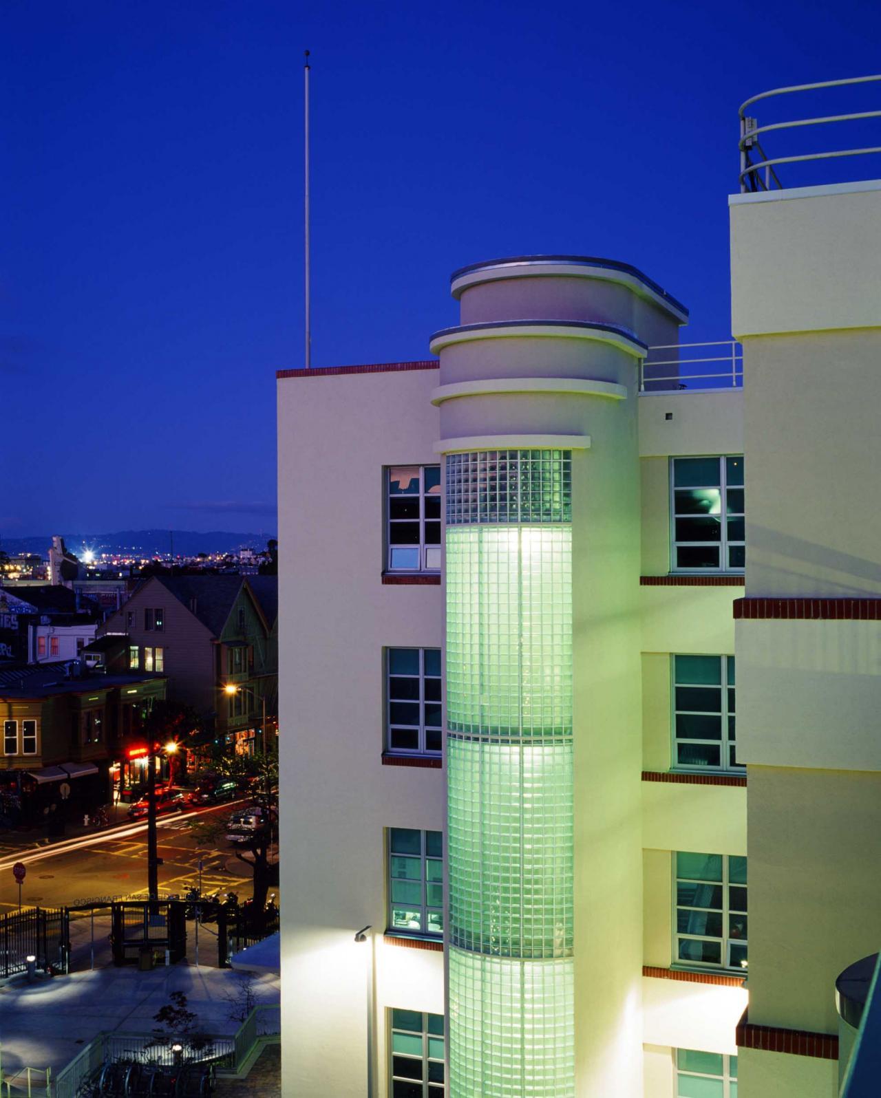 Mission Palms Apartments: Cervantes Design Associates, Inc.